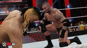 Screenshot de WWE 2K16