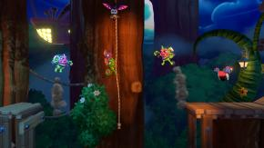 Screenshot de Yooka-Laylee and the Impossible Lair