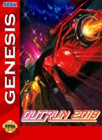 Out Run 2019 para Mega Drive