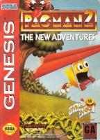 Pac-Man 2: The New Adventures para Mega Drive