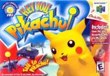 Hey You, Pikachu! para Nintendo 64