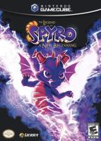 The Legend of Spyro: A New Beginning para GameCube