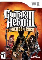 Guitar Hero III: Legends of Rock para Wii