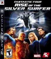 Fantastic 4: Rise of the Silver Surfer para PlayStation 3