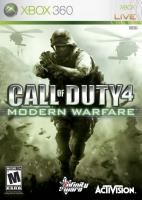 Call of Duty 4 para Xbox 360