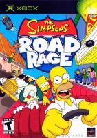 The Simpsons Road Rage para Xbox