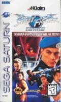 Street Fighter: The Movie para Saturn