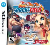 New International Track & Field para Nintendo DS