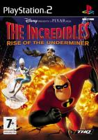 The Incredibles: Rise of the Underminer para PlayStation 2