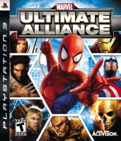 Marvel: Ultimate Alliance para PlayStation 3