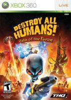 Destroy All Humans! Path of the Furon para Xbox 360