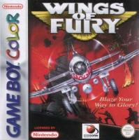 Wings of Fury para Game Boy Color