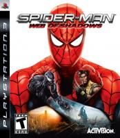 Spider-Man: Web of Shadows para PlayStation 3
