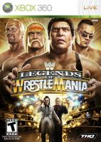 WWE Legends of WrestleMania para Xbox 360