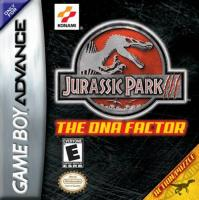 Jurassic Park III: The DNA Factor para Game Boy Advance