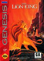 The Lion King para Mega Drive