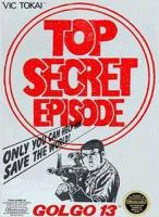 Golgo 13: Top Secret Episode para NES
