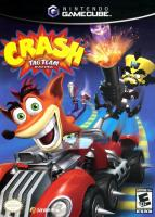 Crash Tag Team Racing para GameCube