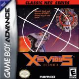 Classic NES Series: Xevious para Game Boy Advance