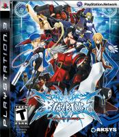 BlazBlue: Calamity Trigger para PlayStation 3
