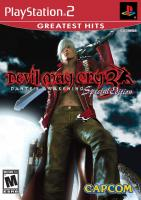 Devil May Cry 3: Special Edition para PlayStation 2
