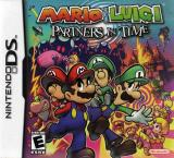 Mario & Luigi: Partners in Time para Nintendo DS
