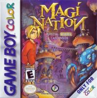 Magi Nation para Game Boy Color