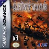 Super Army War para Game Boy Advance