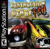 Destruction Derby Raw para PlayStation