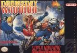 Doomsday Warrior para Super Nintendo