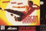 Dragon: The Bruce Lee Story para Super Nintendo