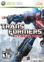 Transformers: War for Cybertron para Xbox 360