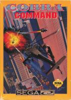 Cobra Command para Sega CD