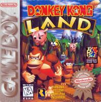 Donkey Kong Land para Game Boy