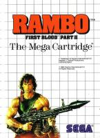Rambo: First Blood Part II para Master System