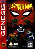 Spider-Man the Animated Series para Mega Drive