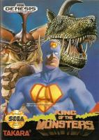 King of the Monsters para Mega Drive