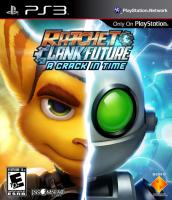 Ratchet & Clank Future: A Crack in Time para PlayStation 3