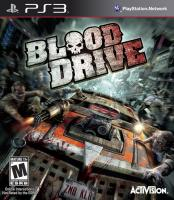 Blood Drive para PlayStation 3