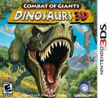 Combat of Giants: Dinosaurs 3D para Nintendo 3DS