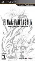 Final Fantasy IV: The Complete Collection para PSP