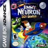 Jimmy Neutron: Boy Genius para Game Boy Advance