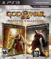 God of War Origins Collection para PlayStation 3