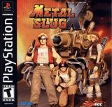 Metal Slug X para PlayStation
