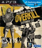 The House of the Dead: Overkill - Extended Cut para PlayStation 3