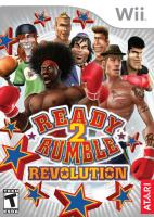 Ready 2 Rumble Revolution para Wii