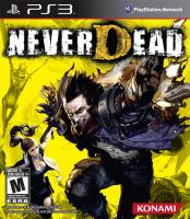 NeverDead para PlayStation 3