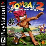 Tomba! 2: The Evil Swine Return para PlayStation