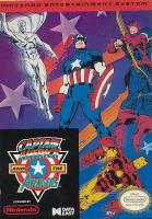 Captain America and the Avengers para NES