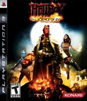 Hellboy: The Science of Evil para PlayStation 3